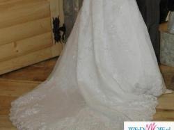 Suknia Ślubna Sabbia