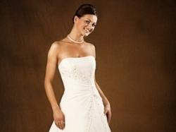 suknia ślubna SALERIN z salonu mistique