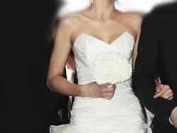 suknia ślubna SALINE z kolekcjii CYMBELINE 2007