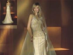 suknia ślubna San Patrick 2008 model Bagdad rozmiar 38- stan idealny