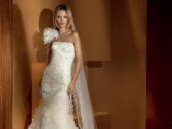 suknia ślubna san patrick babieca z kryształami swarovskiego