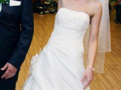 Suknia ślubna - SAN PATRICK - BIANCA OKAZJA!!! 36