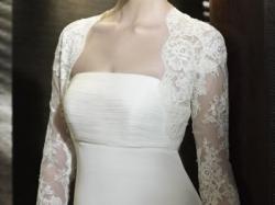 Suknia ślubna San Patrick Cadete 2011, rozmiar 36/38