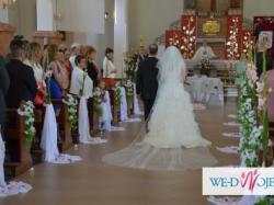suknia ślubna san patrick capricho + halka gratis