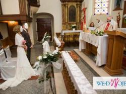 Suknia ślubna San Patrick ECRU