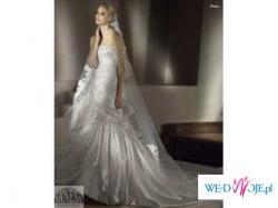 suknia ślubna SAN PATRICK PISSA kolekcja 2009