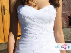 Suknia Ślubna SAN PATRICK roz. 38