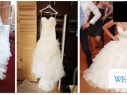 Suknia Ślubna Sarah Bride Ecru Hiszpanka 2011 + Dodatki Gratis!