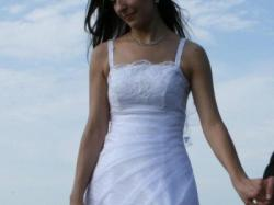 Suknia ślubna SARAH model 2823 rozm. 36