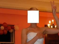 Suknia ślubna, SARAH, rozm. 36-38