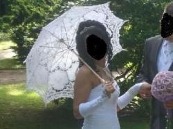 suknia ślubna Sarah !!! tiulowa!!!!!