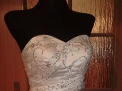 Suknia ślubna Satin r.36