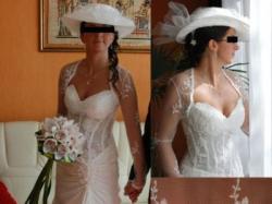 Suknia ślubna Serenada Emmi Mariage