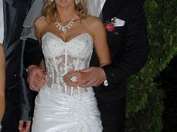 Suknia ślubna serenada Emmi mariage!!! CUDO!!!!!
