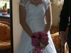 Suknia ślubna Sheila + Gratisy