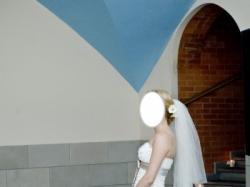 suknia ślubna Shelby,firmy Wings Bridal, r. 36/38