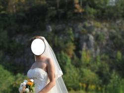 Suknia ślubna SILABA Manuel Mota PRONOVIAS Madonna 36, Kraków