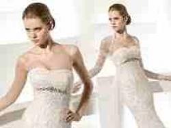 suknia ślubna SILABA Manuel Mota, welon gratis