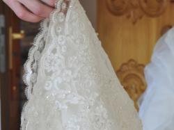 Suknia ślubna SILIA z kolekcji Annais