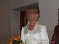 Suknia ślubna Sincerity 3143, rozmiar 36/38