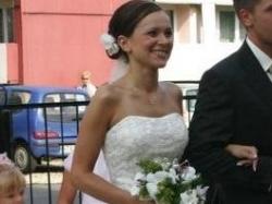 Suknia ślubna Sincerity 3143- USA- cudowna