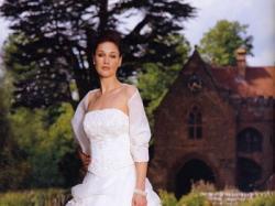 Suknia ślubna Sincerity 3148 biała rozm.36/38