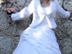 Suknia Ślubna Sincerity 3461 36/38 biała