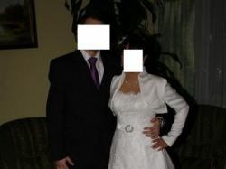 suknia ślubna sincerity 3504 kolekcja 2009