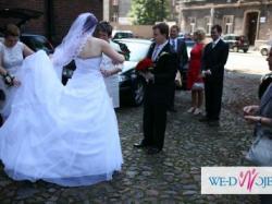 Suknia ślubna Sincerity 3542 roz.42 Gliwice
