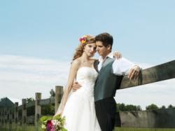 Suknia ślubna Sincerity 3637 z salonu Maggio Ramatti 2012