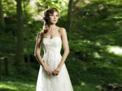 Suknia ślubna Sincerity 3661, Rozmiar 34, Kolor ivory