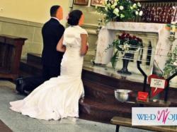 Suknia Ślubna Sincerity 3666 + bolerko gratis