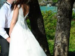 Suknia ślubna Sincerity 3732 piękna klasyczna