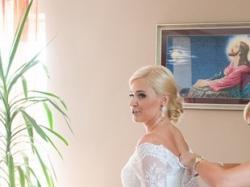 Suknia ślubna Sincerity 3771. Dowóz na na terenie pow. białystok za darmo!