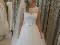 suknia ślubna Sincerity 3816 rok 2015