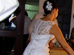 Suknia ślubna Sincerity! Bardzo tanio!!!