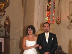 Suknia ślubna Sincerity Bridal 2009 model 3507