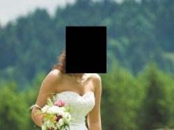 Suknia ślubna SINCERITY BRIDAL 3329 roz.38-40, kolekcja 2008
