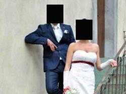 SUKNIA ŚLUBNA SINCERITY BRIDAL 3664 GRATISY!!!