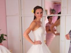 Suknia ślubna Sincerity Bridal model księżniczki