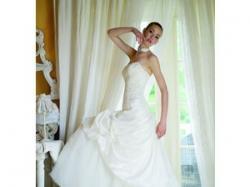 Suknia ślubna Sincerity Bridal, rozmiar 36(38), USA 6, kol ivory