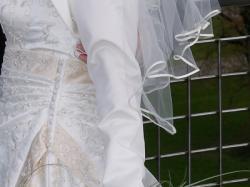 Suknia ślubna Sincerity Brindal nr 3222 ivory