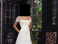 Suknia ślubna Sincerity kolekcja 2013 rozmiar 40-42