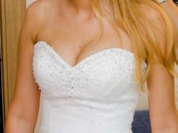 Suknia ślubna Sincerity - SPRZEDAM