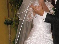 Suknia ślubna Sisi