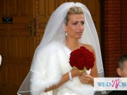 Suknia ślubna, ŚLICZNA !!!
