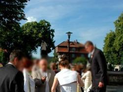 Suknia ślubna- śliczna.