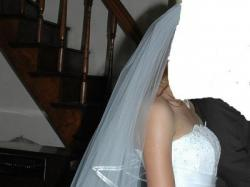 suknia ślubna - śliczna:)