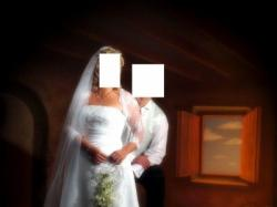 Suknia Ślubna  śliczna,hiszpańskiej  firmy LaSposa