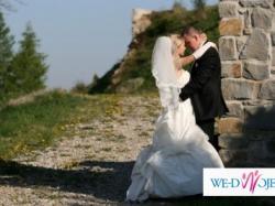 Suknia ślubna -śliczna sukienka w atrakcyjnej cenie